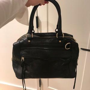 Rebecca Minkoff Black Leather Handbag - NWOT